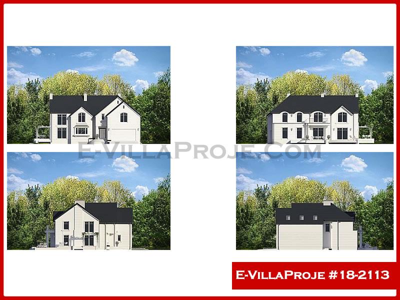 Ev Villa Proje #18 – 2113