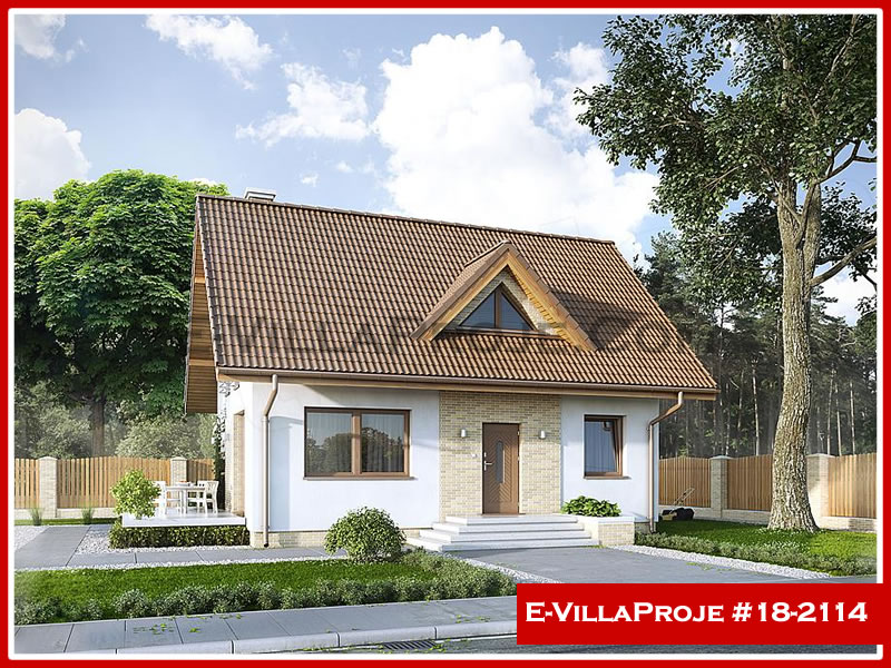 Ev Villa Proje #18 – 2114, 2 katlı, 3 yatak odalı, 0 garajlı, 138 m2