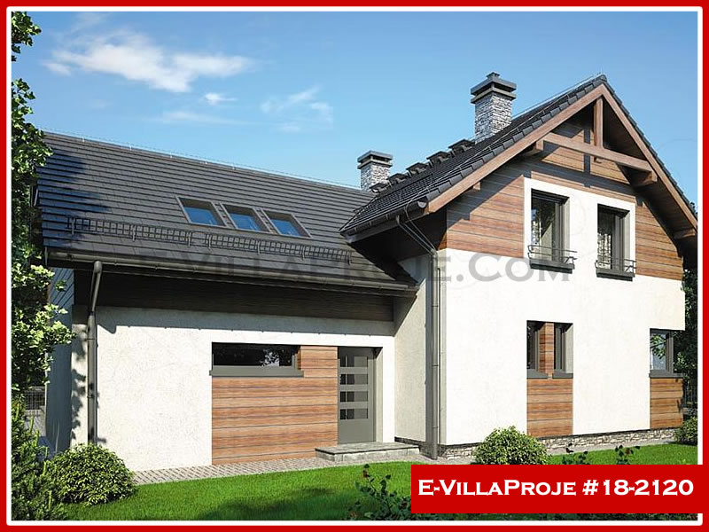 Ev Villa Proje #18 – 2120
