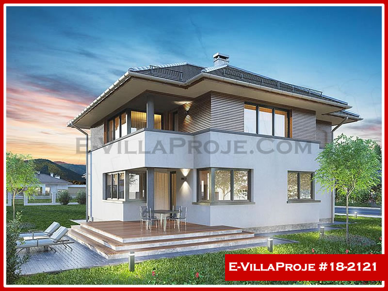 Ev Villa Proje #18 – 2121