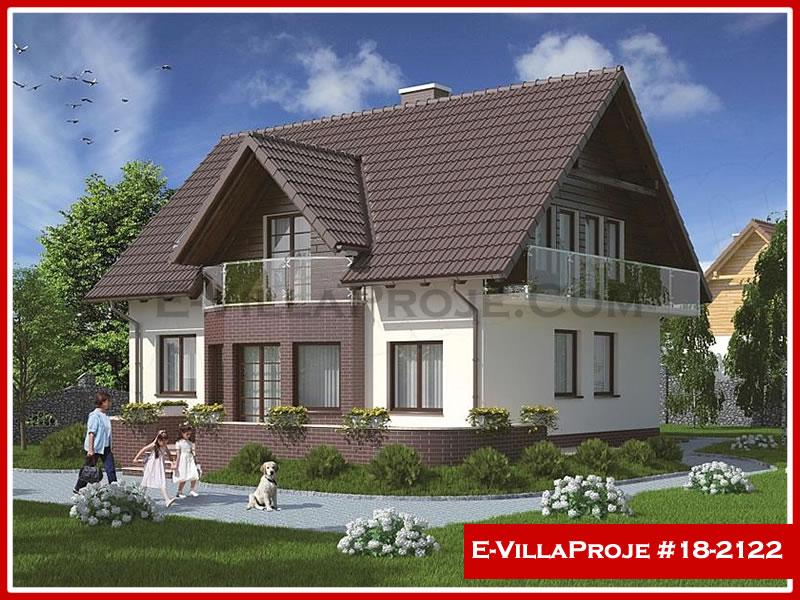 Ev Villa Proje #18 – 2122, 1 katlı, 2 yatak odalı, 0 garajlı, 179 m2
