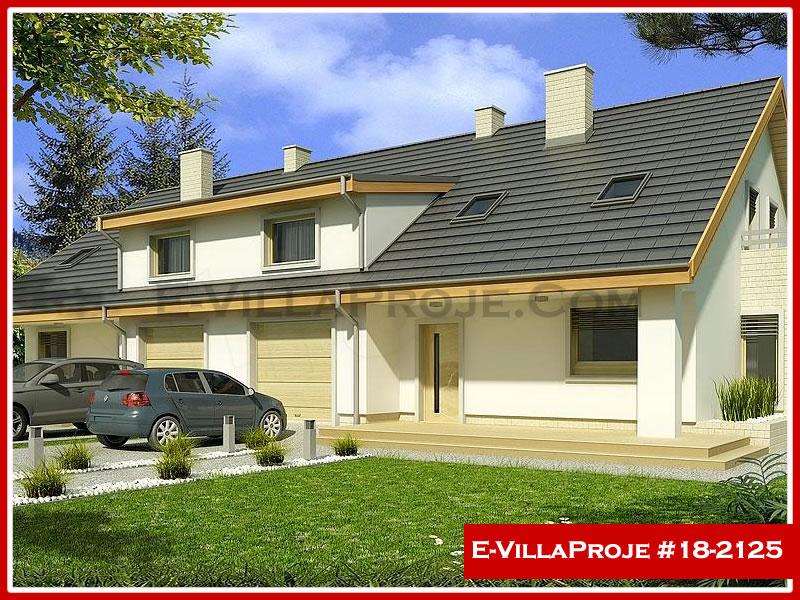 Ev Villa Proje #18 – 2125
