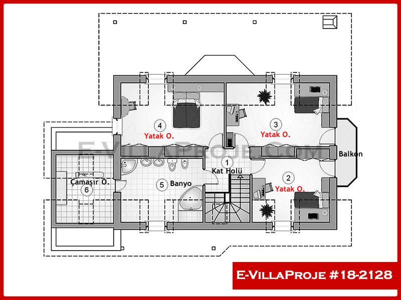 Ev Villa Proje #18 – 2128