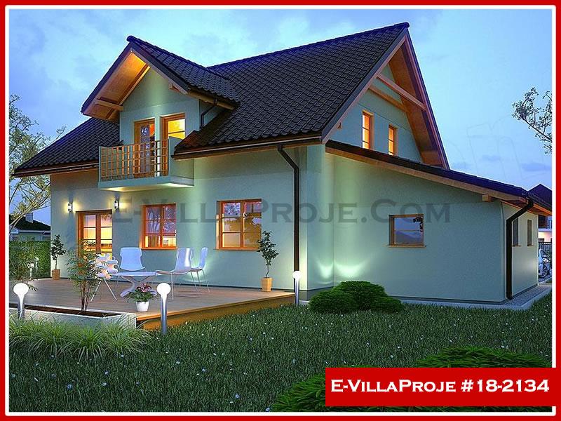 Ev Villa Proje #18 – 2134