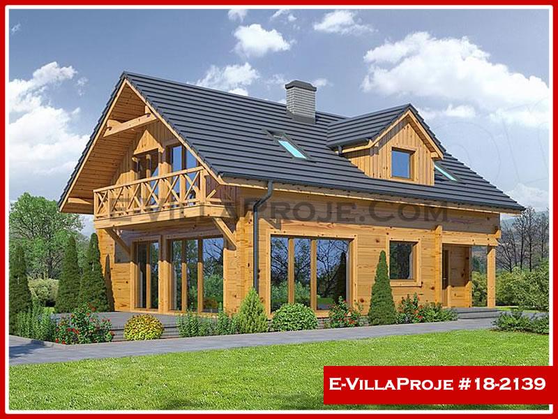 Ev Villa Proje #18 – 2139, 2 katlı, 3 yatak odalı, 0 garajlı, 189 m2
