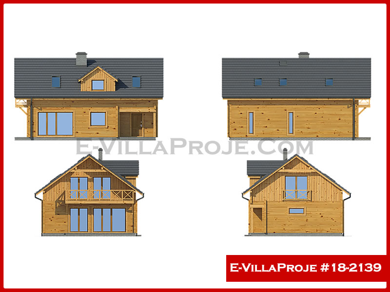 Ev Villa Proje #18 – 2139