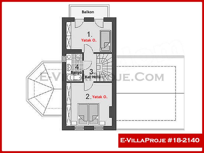 Ev Villa Proje #18 – 2140