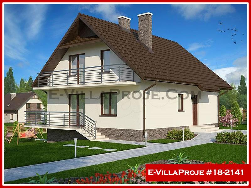 Ev Villa Proje #18 – 2141
