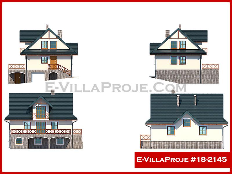 Ev Villa Proje #18 – 2145