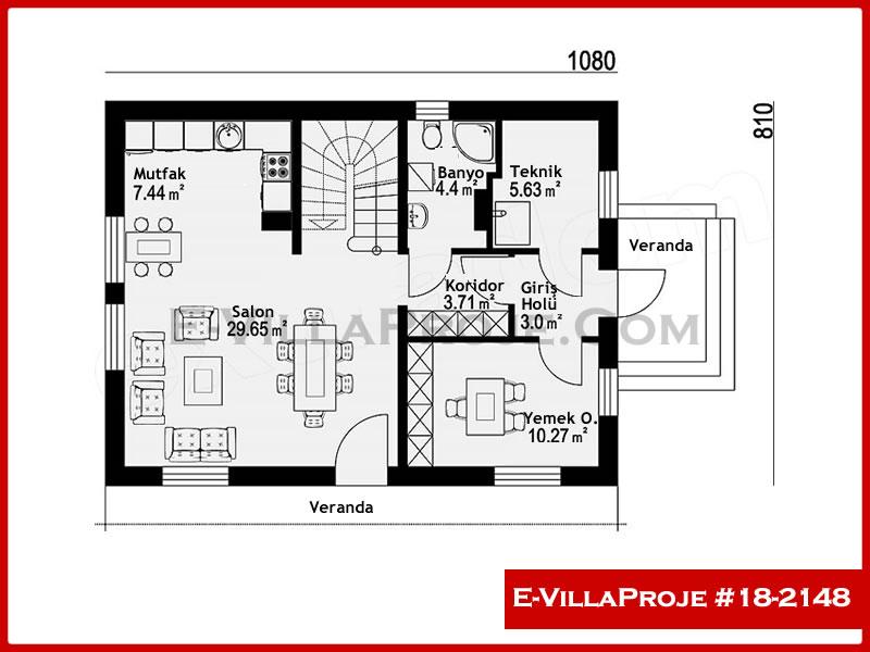 Ev Villa Proje #18 – 2148