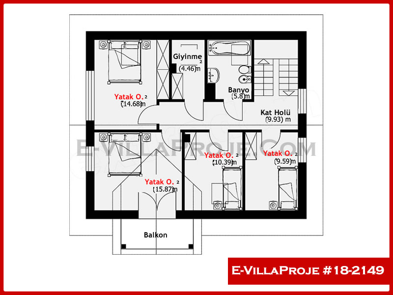 Ev Villa Proje #18 – 2149