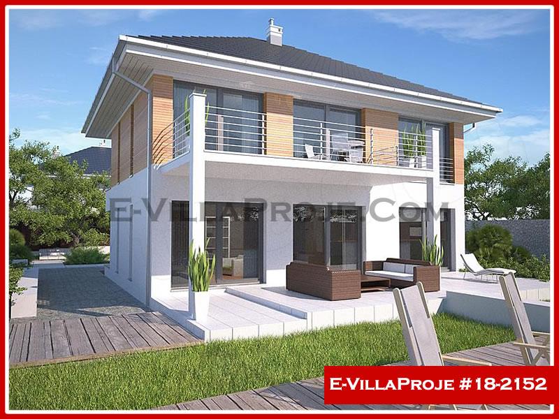 Ev Villa Proje #18 – 2152