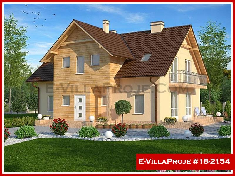Ev Villa Proje #18 – 2154