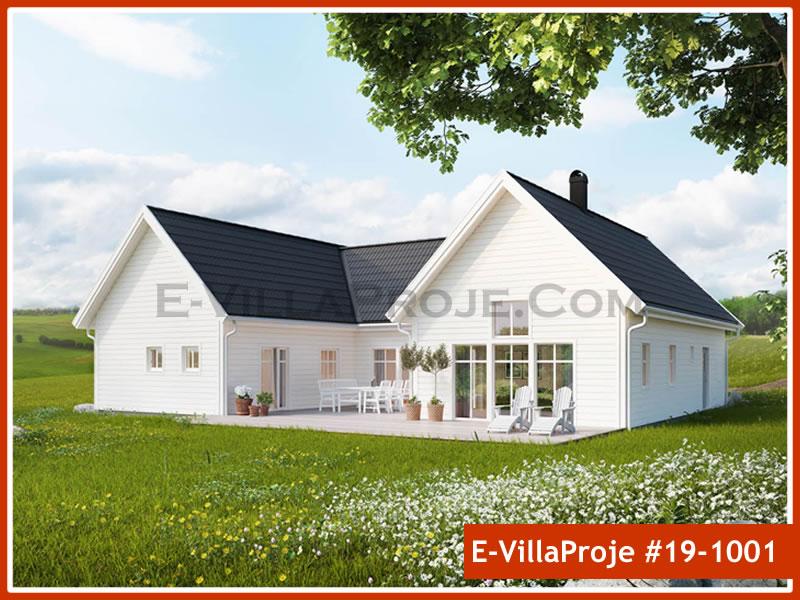 Ev Villa Proje #19 – 1001, 1 katlı, 3 yatak odalı, 0 garajlı, 147 m2