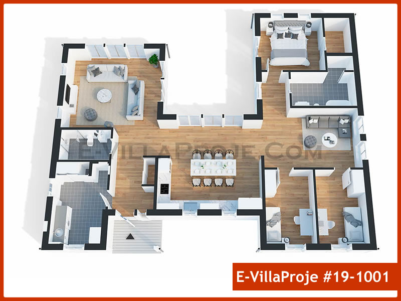 Ev Villa Proje #19 – 1001