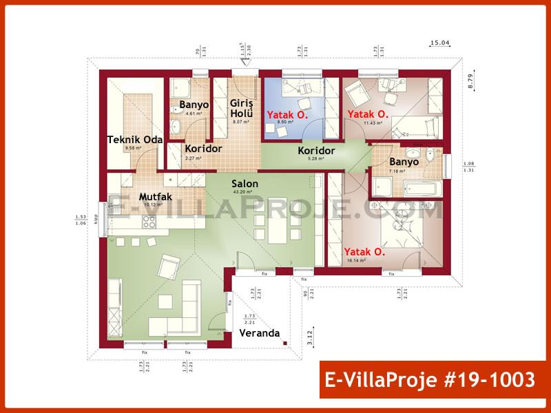 Ev Villa Proje #19 – 1003
