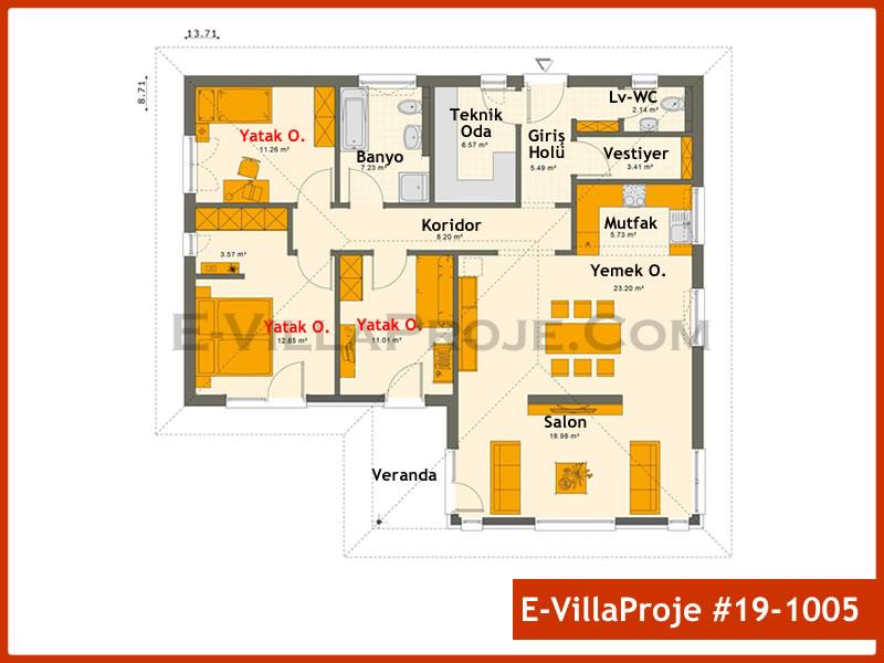 Ev Villa Proje #19 – 1005