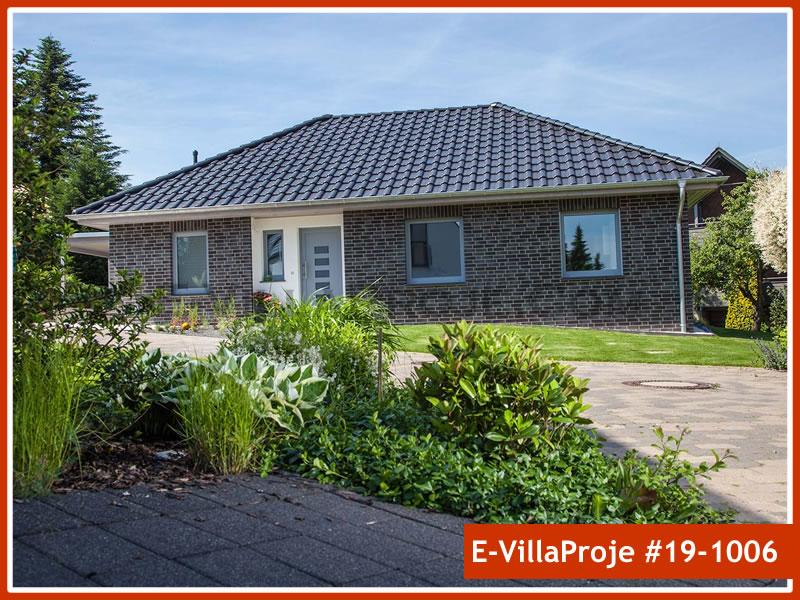 Ev Villa Proje #19 – 1006