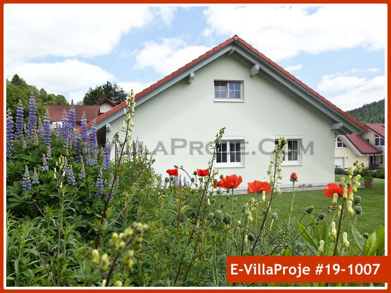 Ev Villa Proje #19 – 1007