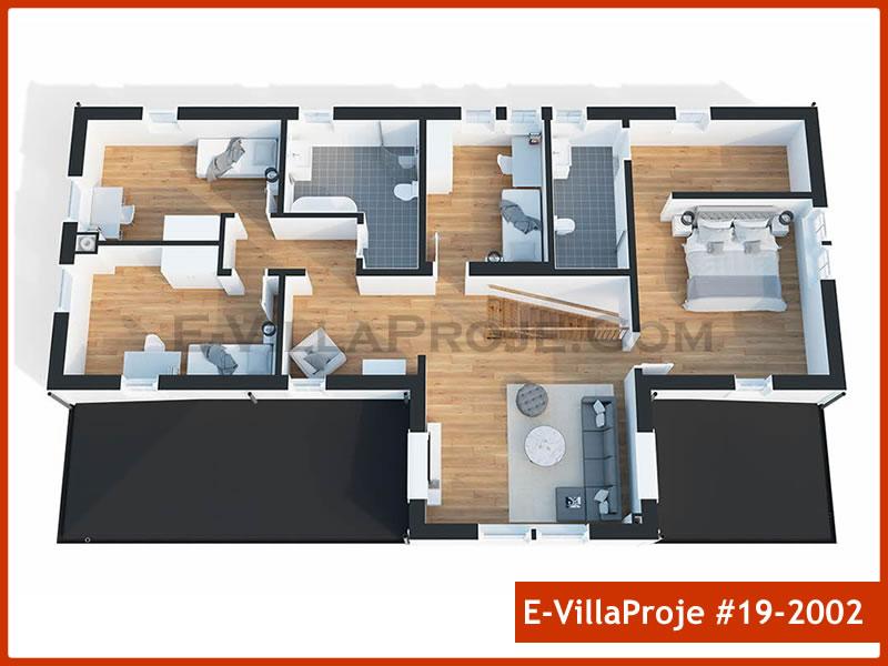 Ev Villa Proje #19 – 2002