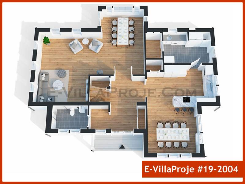 Ev Villa Proje #19 – 2004
