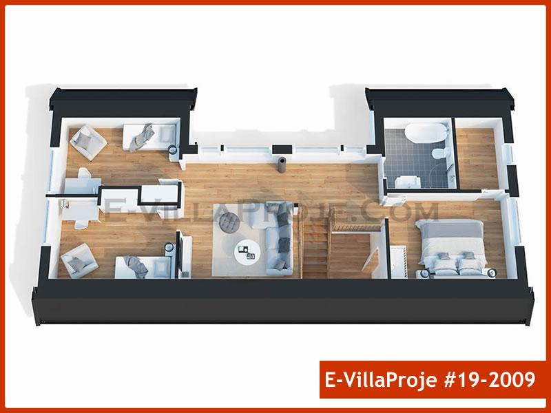 Ev Villa Proje #19 – 2009