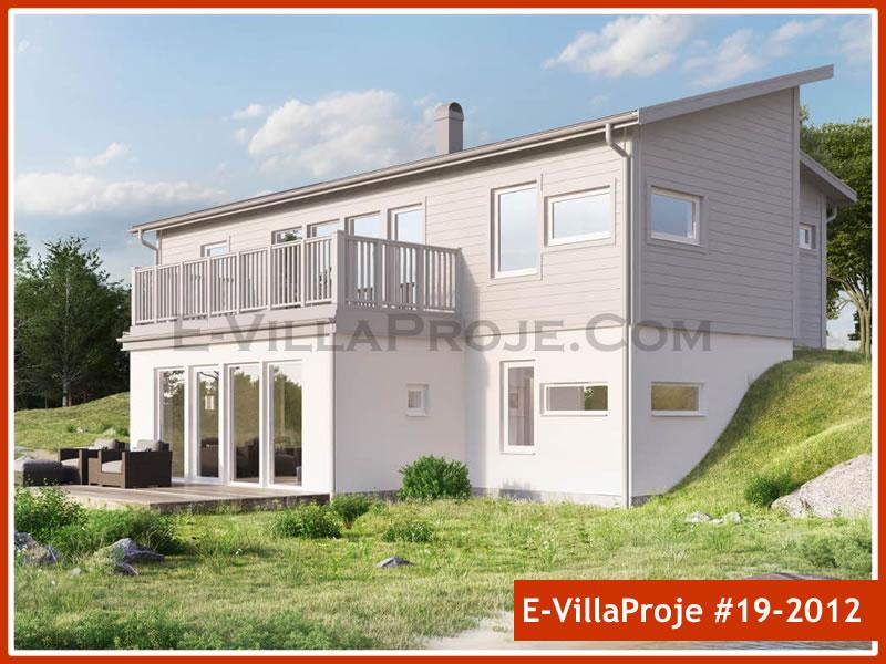 Ev Villa Proje #19 – 2012, 2 katlı, 3 yatak odalı, 0 garajlı, 213 m2