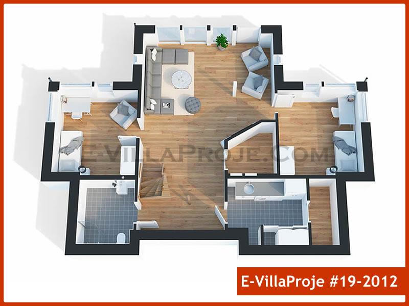 Ev Villa Proje #19 – 2012
