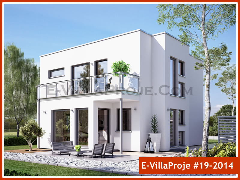Ev Villa Proje #19 – 2014, 2 katlı, 2 yatak odalı, 0 garajlı, 165 m2