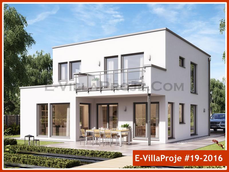 Ev Villa Proje #19 – 2016, 2 katlı, 4 yatak odalı, 0 garajlı, 174 m2