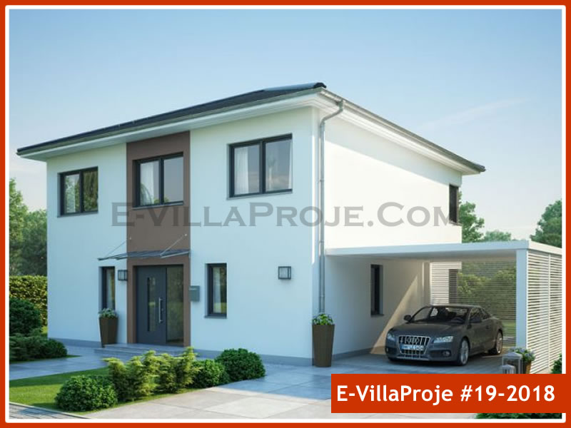 Ev Villa Proje #19 – 2018