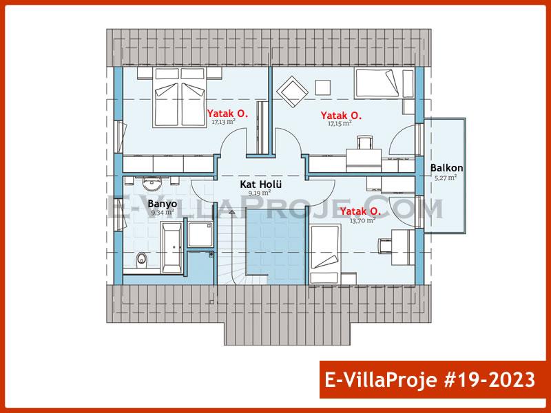 Ev Villa Proje #19 – 2023
