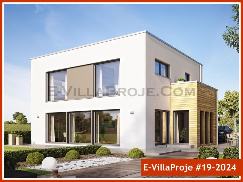 Ev Villa Proje #19 – 2024, 2 katlı, 3 yatak odalı, 0 garajlı, 196 m2