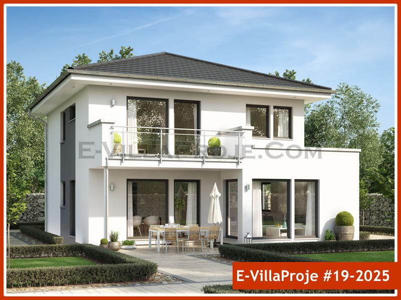Ev Villa Proje #19 – 2025