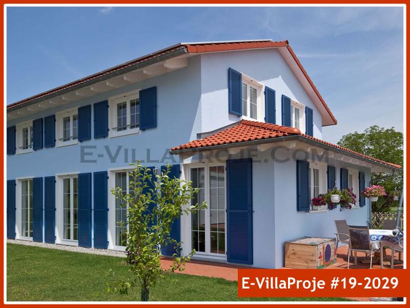 Ev Villa Proje #19 – 2029
