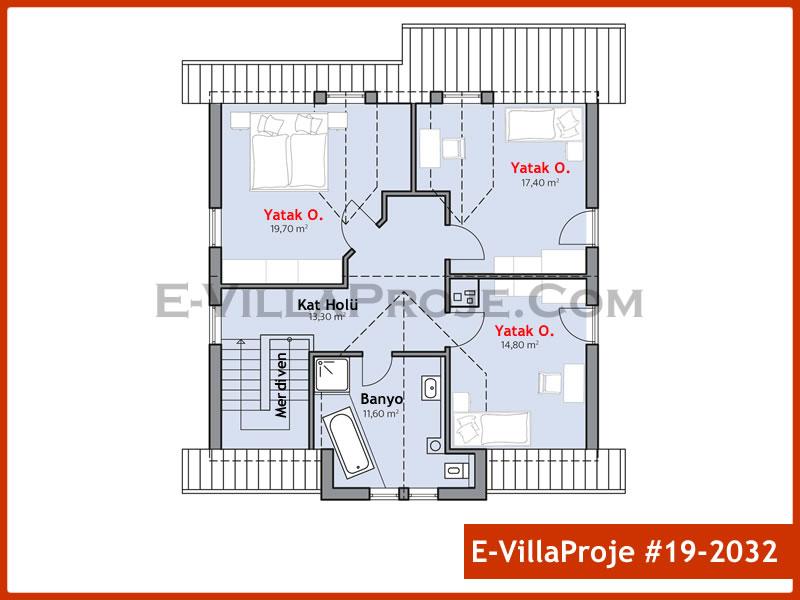 Ev Villa Proje #19 – 2032