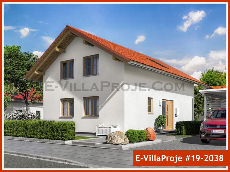 Ev Villa Proje #19 – 2038