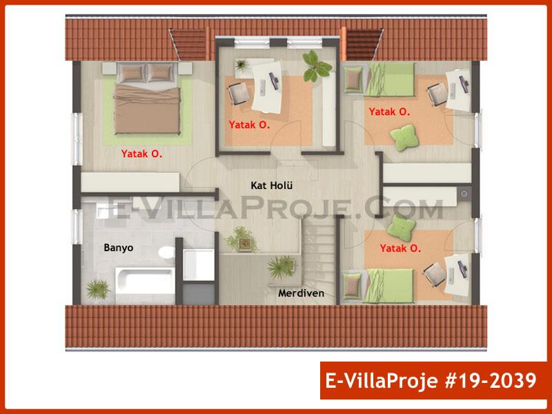 Ev Villa Proje #19 – 2039