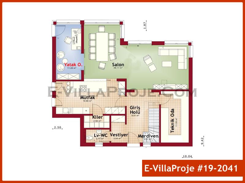 Ev Villa Proje #19 – 2041