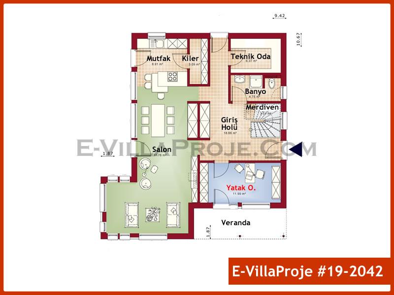 Ev Villa Proje #19 – 2042
