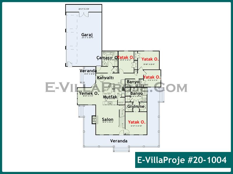 Ev Villa Proje #20 – 1004
