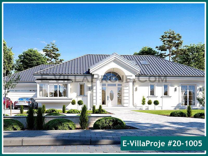 Ev Villa Proje #20 – 1005