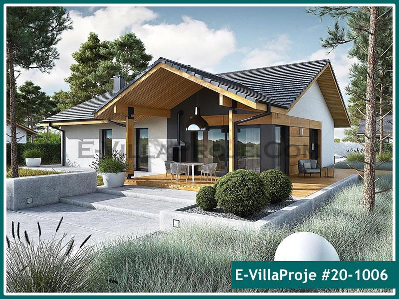 Ev Villa Proje #20 – 1006, 1 katlı, 3 yatak odalı, 0 garajlı, 162 m2
