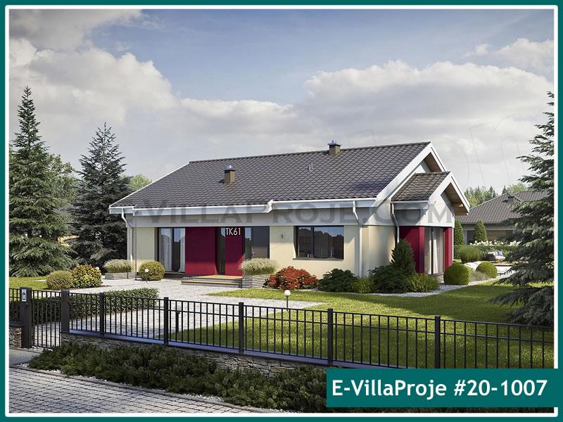 Ev Villa Proje #20 – 1007, 1 katlı, 3 yatak odalı, 0 garajlı, 177 m2