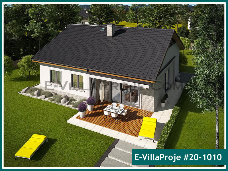 Ev Villa Proje #20 – 1010