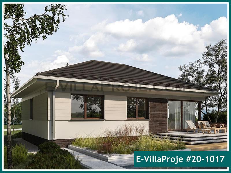 Ev Villa Proje #20 – 1017, 1 katlı, 3 yatak odalı, 0 garajlı, 108 m2
