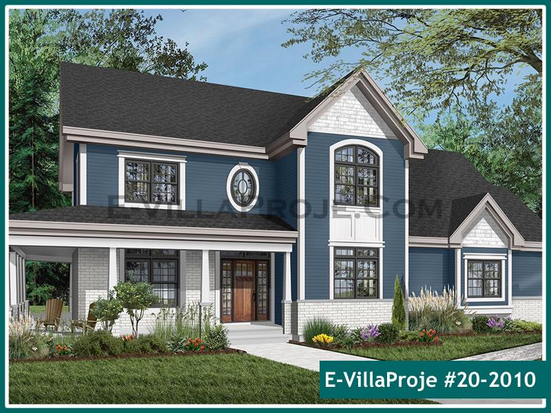 Ev Villa Proje #20 – 2010
