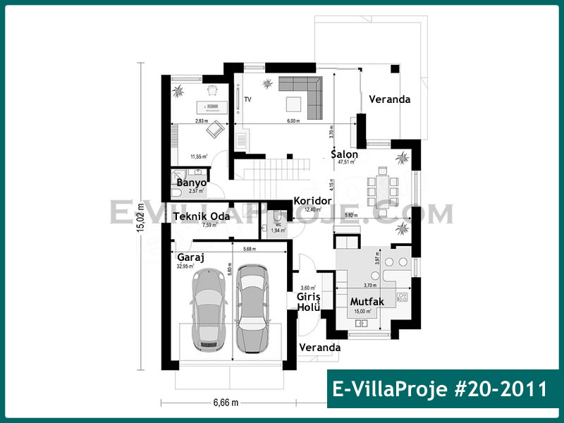 Ev Villa Proje #20 – 2011