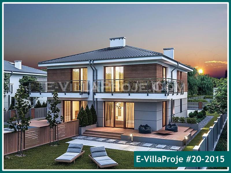 Ev Villa Proje #20 – 2015