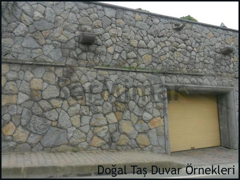 Taş Duvar Modelleri ve Taş Ev Villa İmalatı 2015